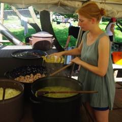 Zdeníku táborové kuchařky: jak jsem vařila pro skauty