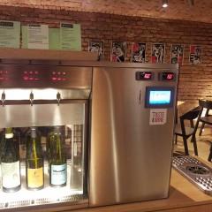 Vinotéka Vindom: místo, kde jsou automaty povolené