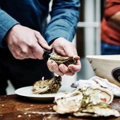 Říjnové gastrotipy: dýně, ústřice i raw