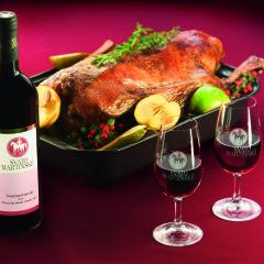 Užijte si listopad naplno: mladá a Svatomartinská vína