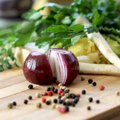 Rady babky kořenářky: léčivé poklady zkuchyně