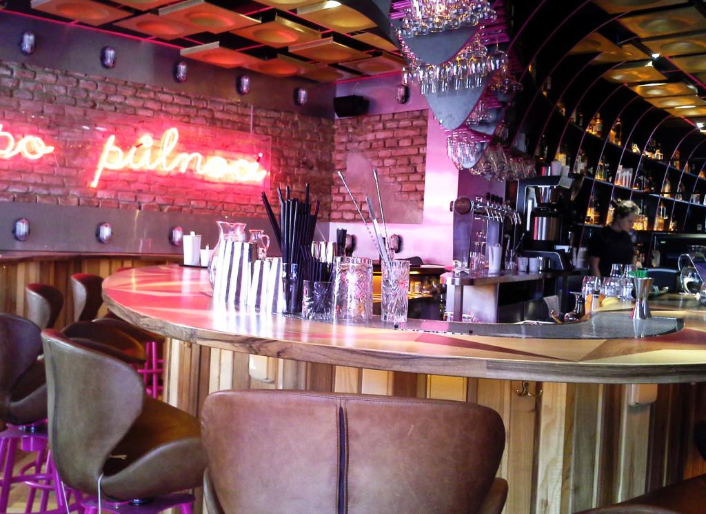 Bar. Foto Anna Fajkusova