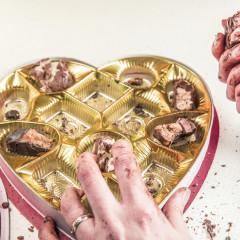Láska prochází žaludkem: valentýnské potěšení pro mlsné jazýčky