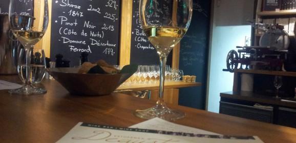 Když jeden Silvestr nestačí: degustace vinařství Mikrosvín Mikulov vPetit Cru